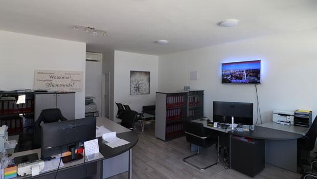 ured Privlaka interijer